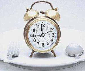 L'importance d'une bonne régularité horaire et de ne pas sauter de repas
